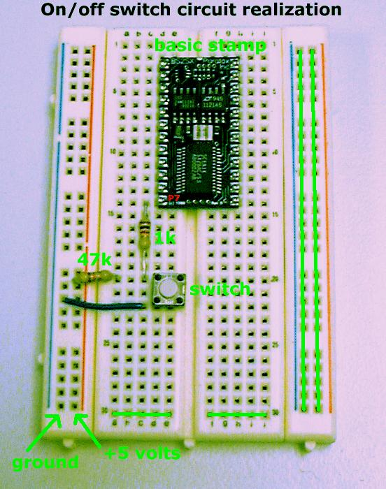 The Green Lines In Above Picture Demonstrate How Holes Breadboard Are Connected Underneath Two Middle Rows Organized Into Pairs Of 5